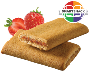 FastStart® Strawberry Breakfast Bars