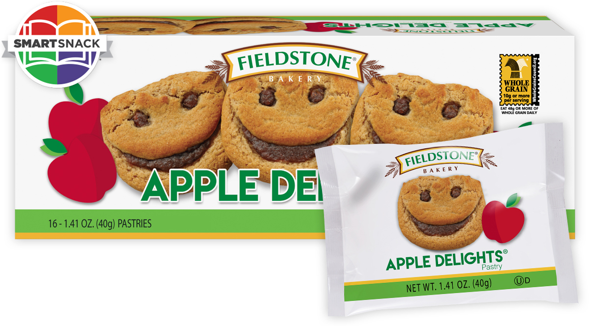 Apple Delights® Pastries